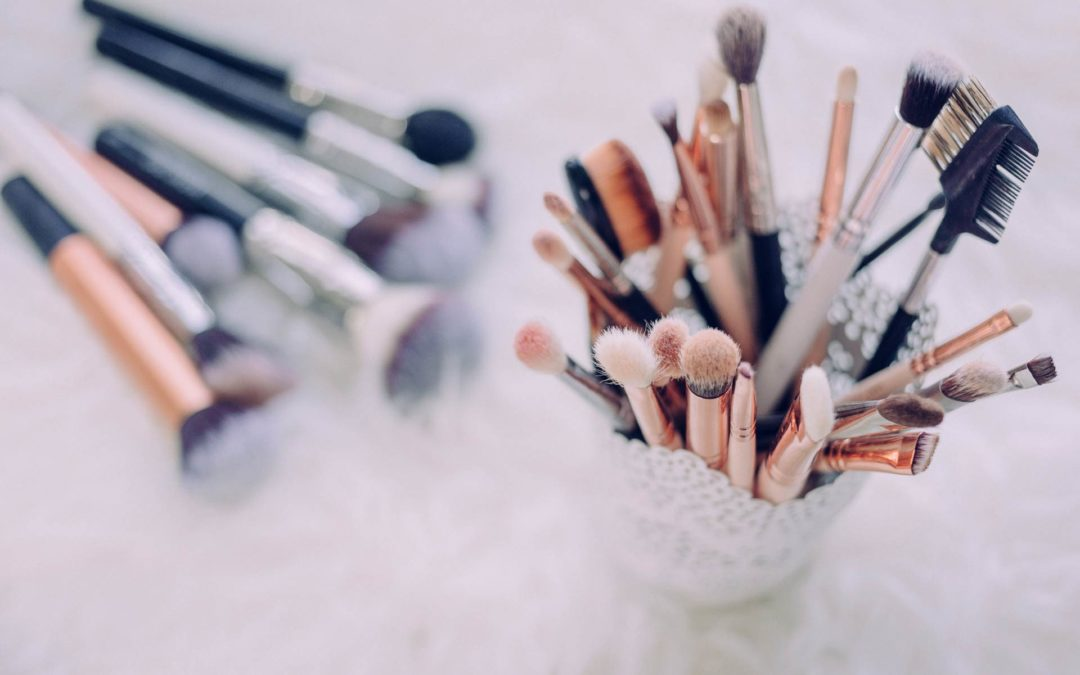 How to clean your make up brushes